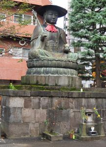 太宗寺地蔵菩薩坐像